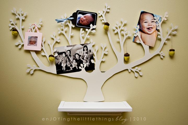 Acorn-on-trees-decor