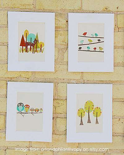 Bird-tree-prints